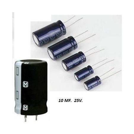 CONDENSADOR ELECTROLITICO      4.70 MF *   250 VOLT