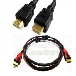 CABLE HDMI-HDMI M/M  5.00 MTS. 28 AWG FILTRADO        10.008