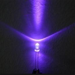 DIODO LED  3.00 MM. BLANCO    3.000 MCD 50º