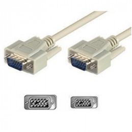 CABLE VGA (1)PLUG  (1)PLUG VGA   1.80 MTS.