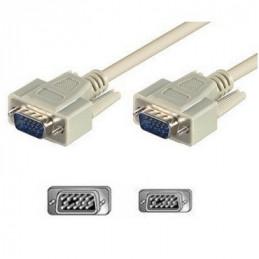 CABLE VGA (1)PLUG  (1)PLUG VGA   3.00 MTS.            13.286