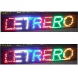 LETRERO LED PROGRAMABLE...
