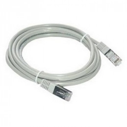 CABLE RED RJ45-RJ45 M/M  2.00 MTS. UTP GRIS 26 AWG
