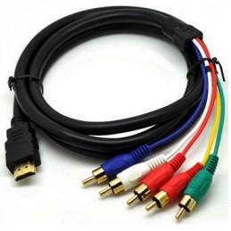 CABLE HDMI (1)PLUG (5)PLUG...