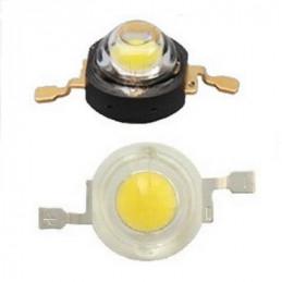 LED 1 W 300 MA 3.2-3.4V 100-110 LM 3000/3200K  BLANCO CALIDO