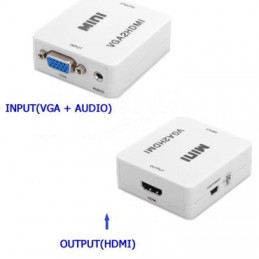 CONVERSOR VGA TO HDMI