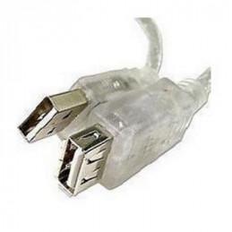CABLE USB (1)PLUG   (1)JACK USB/A        4.50 MTS.