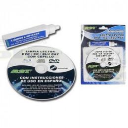 LIMPIA LECTOR DVD / CD CON...