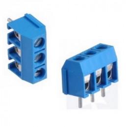 TERMINAL PCB 3 PIN 2.5 MM. * 1.0 ALTO