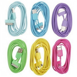 CABLE IPHONE 4/IPAD...