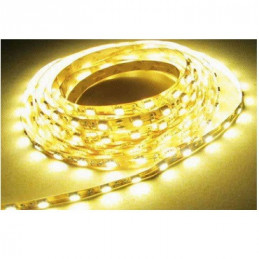 CINTA LED  5 MTS. 12 VOLT 60LED/METRO SMD 3528 BLANCO FRIO