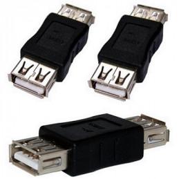 ADAPTADOR USB (1)JACK   (1)JACK USB/A  COPLA         104.411