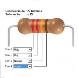 CONDENSADOR CERAMICO   470   NF  630 V. 474  (0.47 MF)