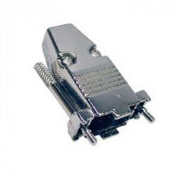 CONECTOR TAPA DB  9 M/H METAL PLATEADO