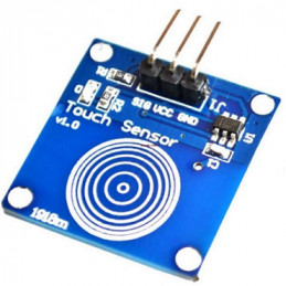 TERMINAL PCB 3 PIN PASO 2.54 - 1.0 MM. * 0.8 ALTO