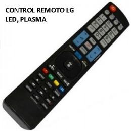 CONTROL REMOTO TV LG...