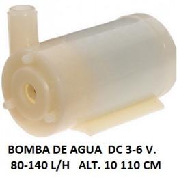BOMBA DE AGUA SUMERGIBLE DC...