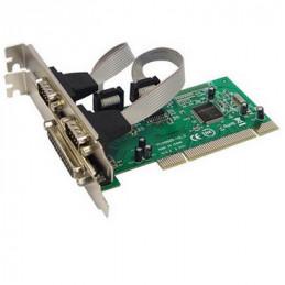 TARJETA PCI SERIAL 2 PUERTOS M DB9 RS-232