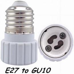 ADAPTADOR E27 A GU10