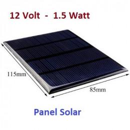 PANEL SOLAR  1.50 WATT...