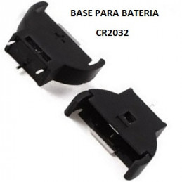 Base bateria  cr-2032