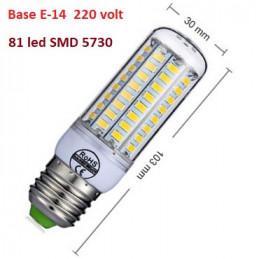 CINTA LED  1.00 MTS.  5 VOLT  60LED/MTS SMD 5050 RGB