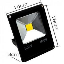 FOCO LED COB 30 WATT 220 V....