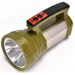 LINTERNA  2 LED RECARGABLE...