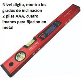 NIVEL DIGITAL 400 MM.