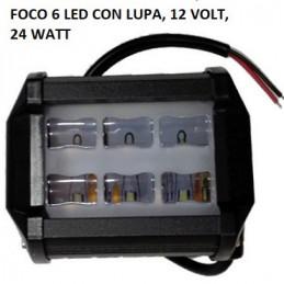 FOCO LED     24 WATT     12...