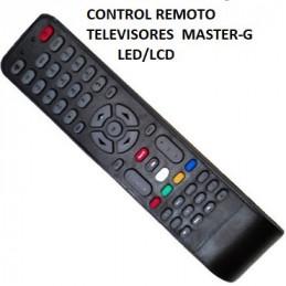 CONTROL REMOTO TV MASTER-G...