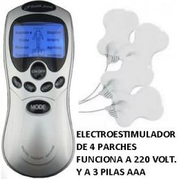 ELECTRO-ESTIMULADOR  4...