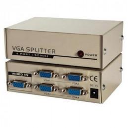 SPLITTER VGA  1 ENTRADA 4...