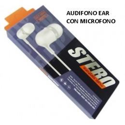 AUDIFONO PLUG 3.5 MM. EAR...