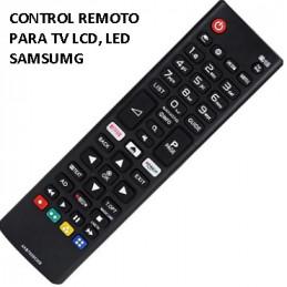 CONTROL REMOTO TV SAMSUNG...