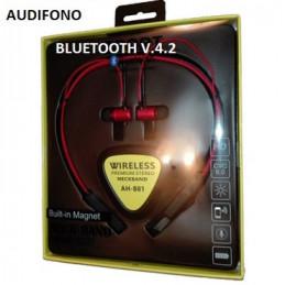 AUDIFONO BLUETOOTH V.4.2...