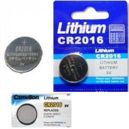 PILA LITHIUM  6.0 VOLT CR-0005