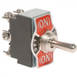 SWITCH TOGGLE ON-OFF-ON 125...