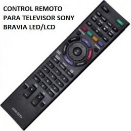 CONTROL REMOTO TV SONY...