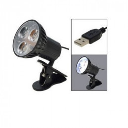 LAMPARA USB FLEXIBLE 13 LED                           12.692