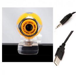 WEBCAM USB C/MICROFONO CLIP...