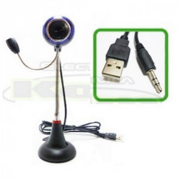 WEBCAM USB C/MICROFONO...