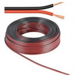 CABLE METRO PARALELO  2 * 20.00 AWG ROJO/NEGRO         1.266