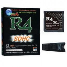 TARJETA 32 GB R4 SDHC P/NDS...