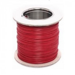 CABLE METRO 1 * 26.00 AWG ROJO