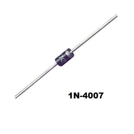 DIODO ZENER 1N-4764A 100.0 V.  1.00 WATT  DO-41
